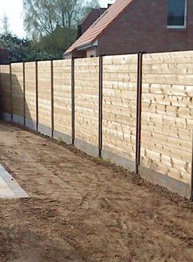 Clôtures et barrières